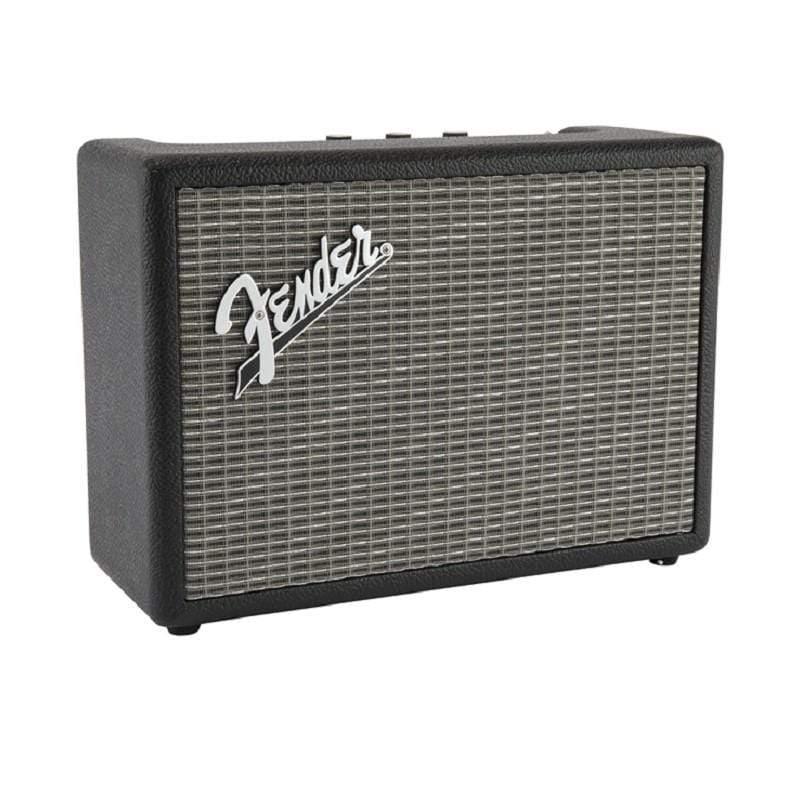 產品特色 美式復古 Fender Amp 風格 四單體驅動 聲音厚實具穿透力 藍寶石點綴復古風格,搭配 Fender 吉他音箱復古旋鈕 支援aptX 及 AAC藍芽格式播放,10M內收訊範圍 音量、高