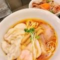 特製 鶏そば - 実際訪問したユーザーが直接撮影して投稿した西早稲田ラーメン専門店らぁ麺やまぐちの写真のメニュー情報