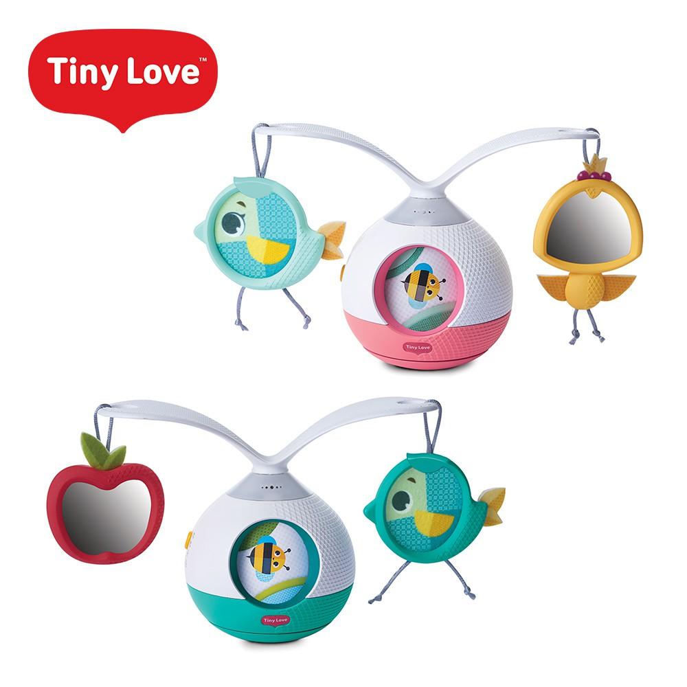 品名:Tiny Love 美國二合一不倒翁轉轉音樂鈴-多款可選-寶寶玩具&安撫音樂鈴二合一-好攜帶360度旋轉與聲光多重享受-透過視覺、觸覺、聽覺等多方刺激-陪伴寶貝從新生開始的成長與發展-內附鸚鵡嘴