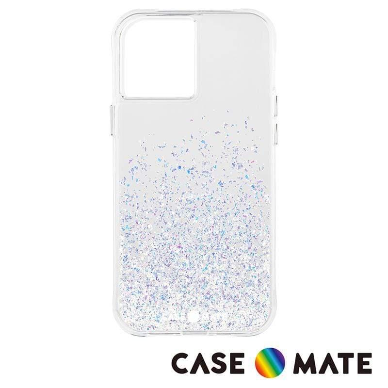 Twinkle Ombré iPhone 12系列 星辰暮光防摔抗菌手機保護殼 12 / 12 Pro 金色暮光