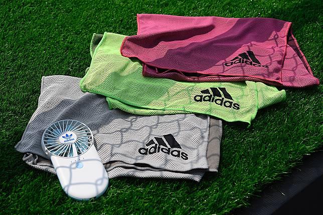完成各項挑戰任務即可以積分換領獎品,如adidas專門店現金券、限量冰涼毛巾、手提風扇等。
