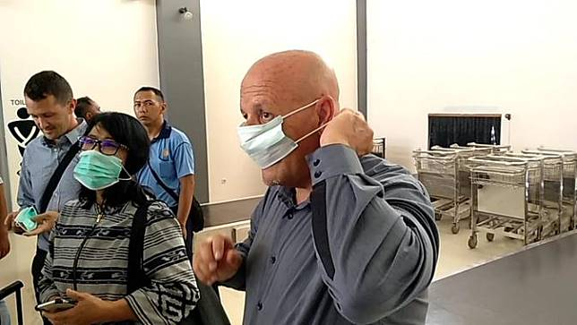 Pulang dari Taiwan, Seorang Warga Tasikmalaya Diduga Terinfeksi Virus Corona