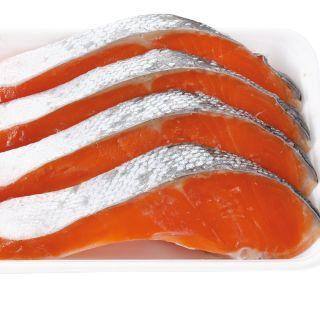 <原料原産地チリ産>塩銀鮭