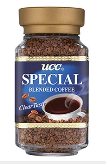 金時代書香咖啡 UCC 666 即溶咖啡 100g UC-666