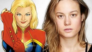 漫威找來「她」加盟《驚奇隊長》 成為首位女性超級英雄領袖「卡蘿丹弗斯」!