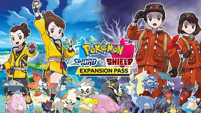 Detail Baru DLC Pokemon Sword and Shield – Bentuk baru Legendary Pokemon!