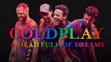 鐵漢柔情!Coldplay 主唱自彈自唱重新詮釋前妻「小辣椒」獻聲歌曲 Everglow