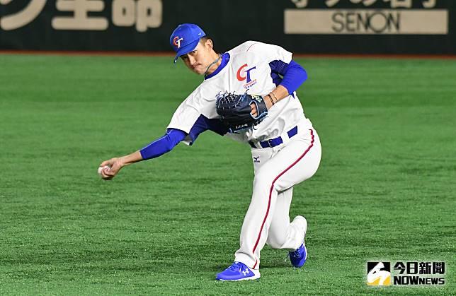 ▲世界棒球12強,中華隊明15日先發對美國投手預定由吳昇