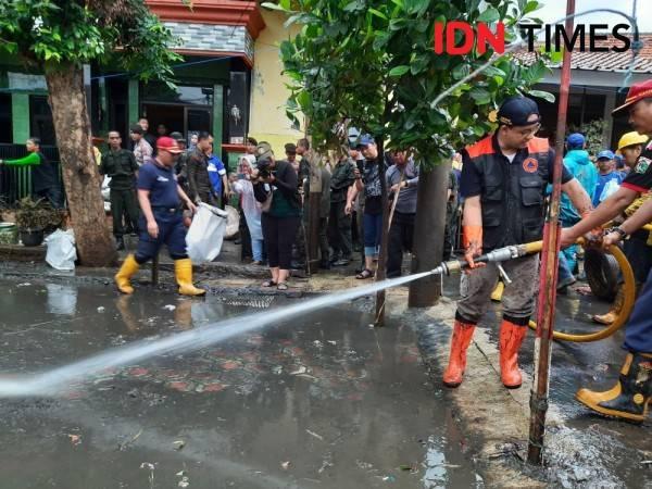 Jakarta Banjir Lagi, Anies Salahkan Cuaca Ekstrem dan Letak di Pesisir