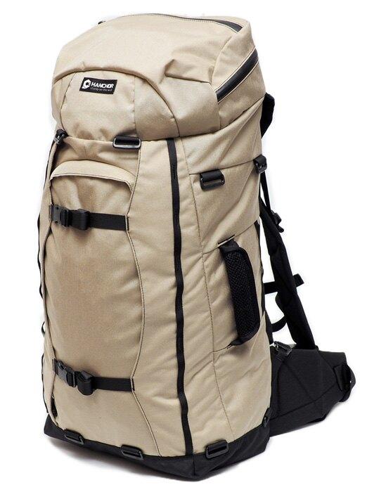 【HANCHOR 台灣】Breccia 旅行背包 模組背包-淺卡其 Breccia 旅行背包全新改款 (TS02)