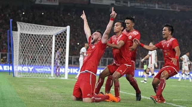 Persija kalahkan Bali United di final Piala Presiden 2018