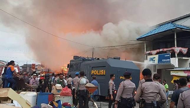 Dipicu Kasus Penganiayaan, Kerusuhan Antarwarga Pecah di Penajam Paser Utara