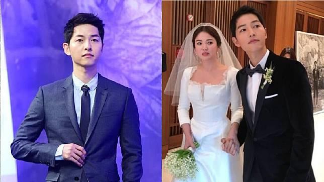 南韓銀色夫妻宋慧喬和宋仲基今(27日)傳出離婚消息。圖/翻攝自微博