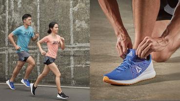 最強國民跑鞋 Reebok Floatride Energy 誕生 / 跟女神雷艾美一起衝上 C/P 值巔峰
