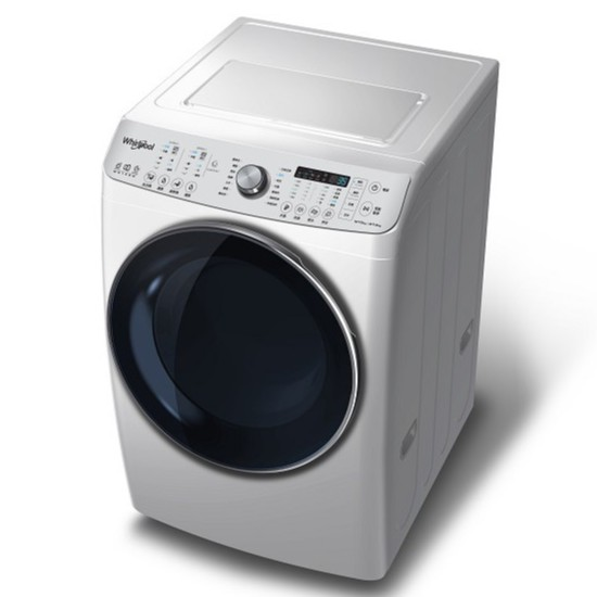 【Whirlpool 惠而浦】WD13GW 13KG 滾筒洗衣機