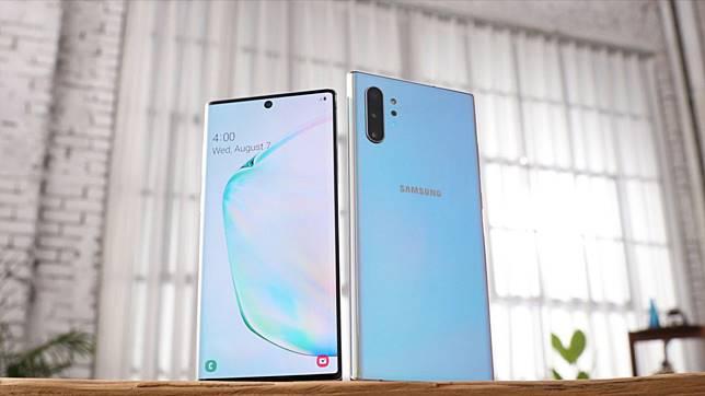 RESMI Harga Samsung Galaxy Note 10 dan Note 10+ di Indonesia