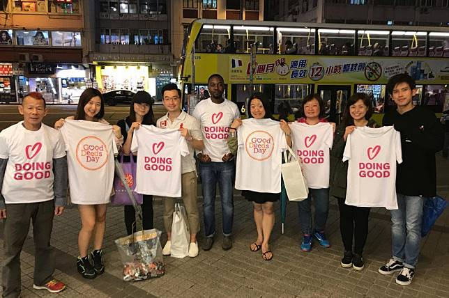 The Hong Kong NGO that shows employees and companies how volunteering to help the less fortunate can do wonders for one's mental health
