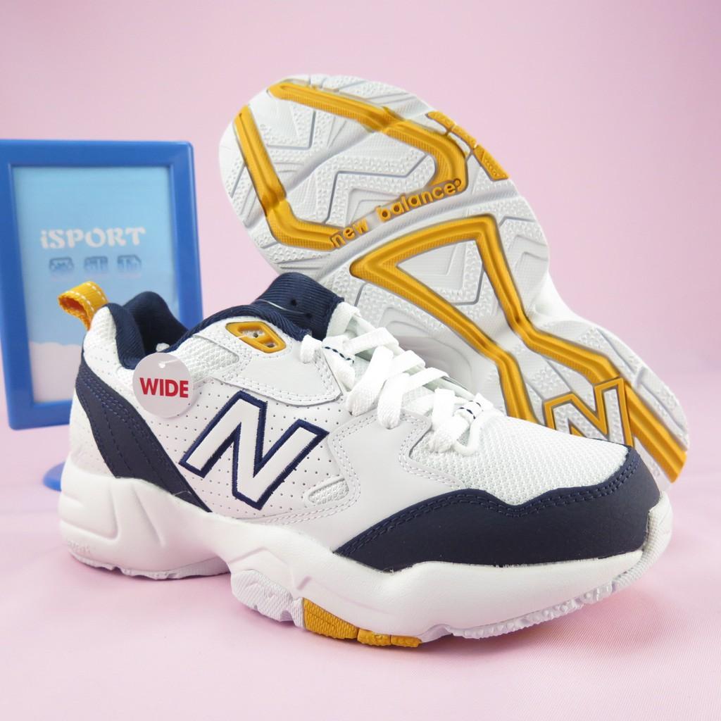 【iSport代購】正韓 New Balance 休閒鞋 老爹鞋 WX708WP 寬楦 男女款 黃藍