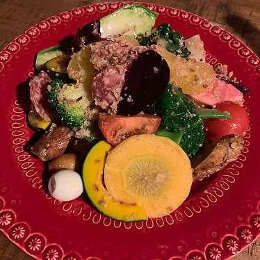 実際訪問したユーザーが直接撮影して投稿した中落合自然食・薬膳ケイズスロウフードの写真