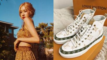 除了螞蟻腰之外,BLACKPINK Rose 的超夢幻「球鞋大軍」根本女鞋頭們的夢想!