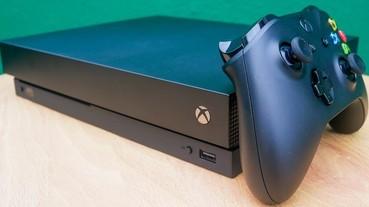Xbox One X 評測:高階硬體讀取快速、4K HDR 遊戲畫面爽度十足