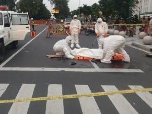 Pengurus Jenazah Meninggal di Titik Nol Yogyakarta