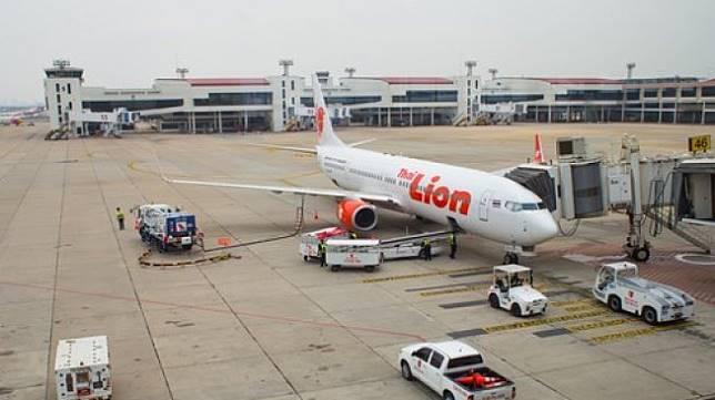 Pesawat Lion Air. (Shutterstock)