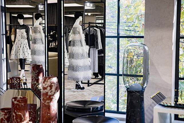 Fan Bingbing spent four hours in this Shanghai boutique, the city's most buzzed about right now