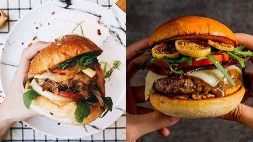 台灣最好吃的25家漢堡!「大到雙手握不住的和牛漢堡,還有超豪華鵝肝醬牛排堡!」從台北到花蓮吃一波啦~