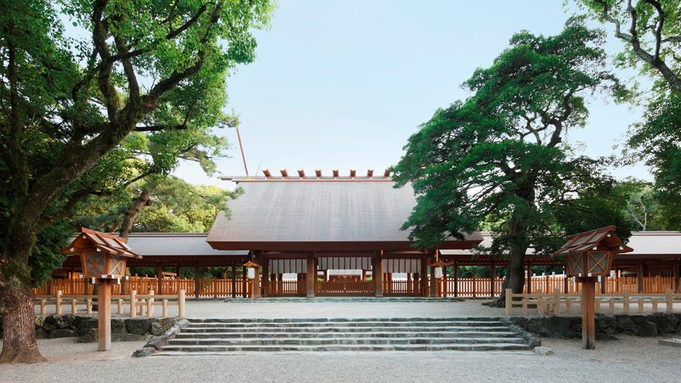 炎炎夏日中的慢旅企劃~名古屋市內散步景點推薦 熱田神宮