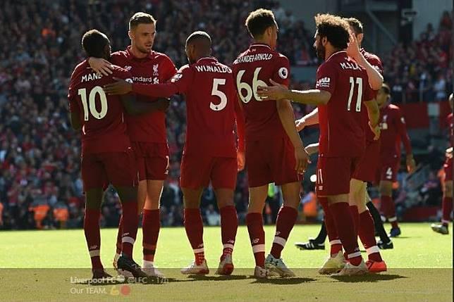 Begini Nasib Podium Juara Liverpool yang Akhirnya Terbengkalai