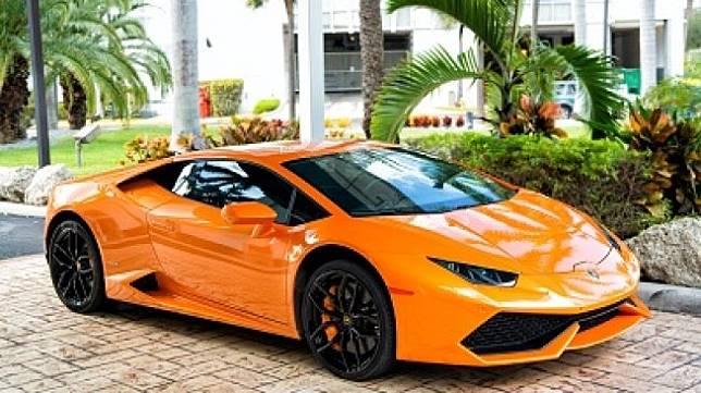 Ilustrasi Lamborghini Aventador. [Shutterstock]