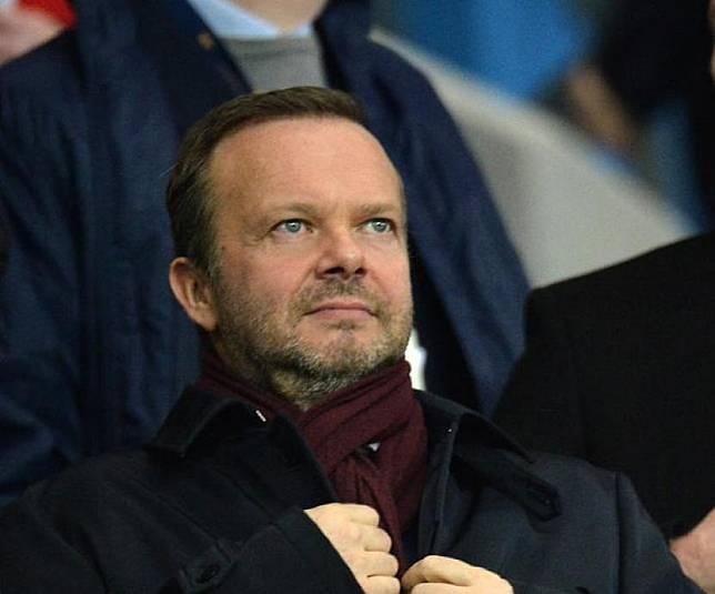 Wakil Ketua Eksekutif MAnchester United (MU) Ed Woodward
