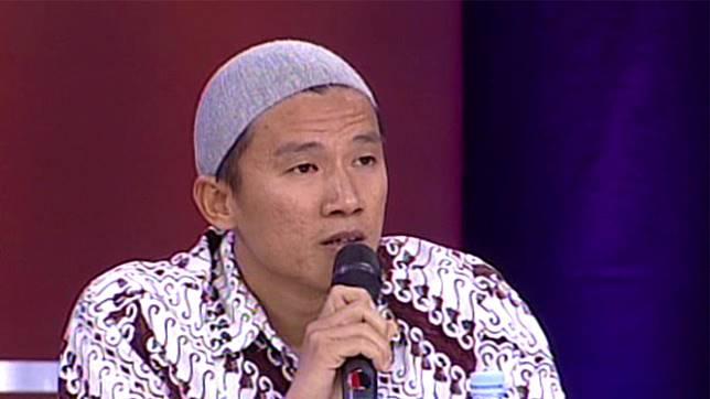 """Ustaz Felix Siauw di acara talkshow Indonesia Lawyers Club bertajuk """"212: Perlukah Reuni?"""""""