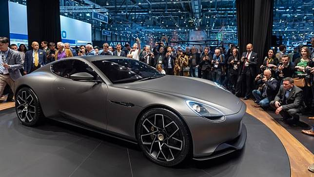 Deretan Mobil Keren Mejeng di Geneva International Motor Show