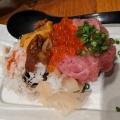 のっけ寿司 - 実際訪問したユーザーが直接撮影して投稿した新宿魚介・海鮮料理魚真 新宿店の写真のメニュー情報