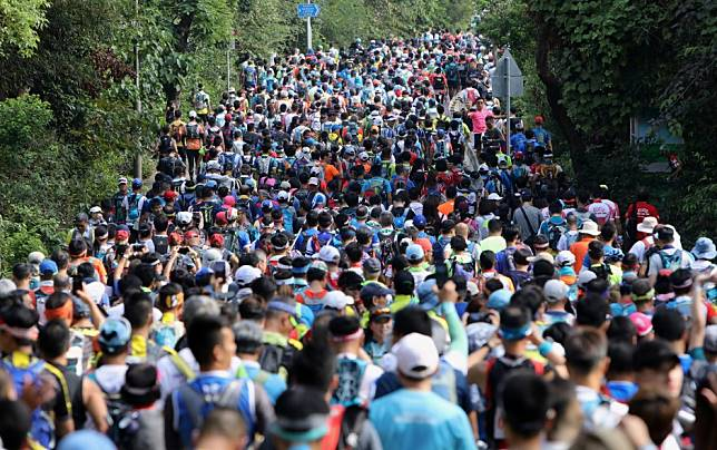 oxfam trailwalker organisers to confirm on wednesday if event will