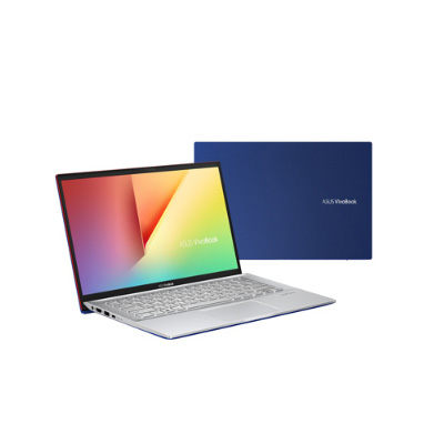 VivoBook S14 是一款令人驚豔的筆記型電腦,獨特的配色設計向世界宣告您的與眾不同。