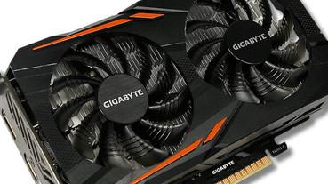 1050 Ti 記憶體頻寬砍一刀,GIGABYTE 推出 3 款 GeForce GTX 1050 3GB 顯示卡