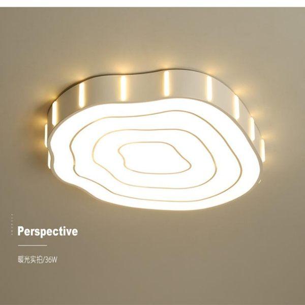 簡約現代吸頂燈創意客廳個性溫馨型餐廳臥室酒店書房圓形燈飾燈具
