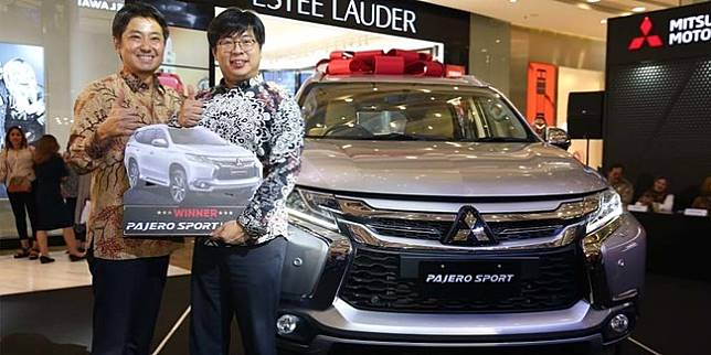 Mitsubishi Pajero Sport (Otosia.com/Nazarudin Ray)
