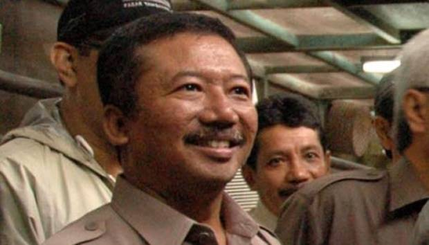 Bambang Dwi Hartono (Bambang DH) mantan Ketua Dewan Perwakilan Daerah Partai PDIP DKI Jakarta. dok.TEMPO
