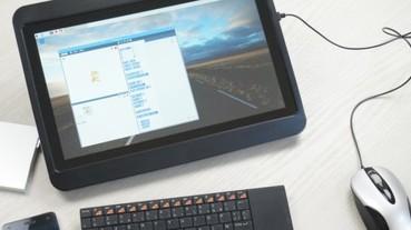 支援Raspberry Pi與Odroid,Diskio Pi把開發板變迷你電腦