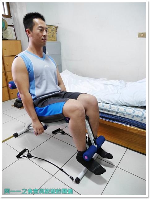 人魚線馬甲線愛享客Chanson強生青花魚二代全能健身器image023