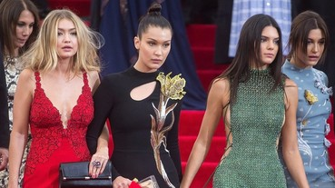 Model of the Year 出爐!Hadid 姊妹與 Kendall Jenner 的對決