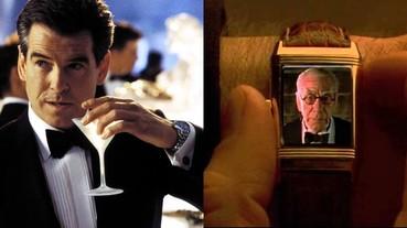 【不.正經倒帶】那些年我們覺得超酷的科技神錶!特搜科幻、特務片中具有神奇功能的腕錶裝備