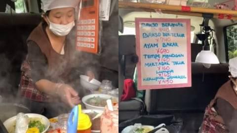 Viral Pedagang Bakso di Jepang Jualan Pakai Bahasa Jawa Padahal Warga Asli Sana (1)
