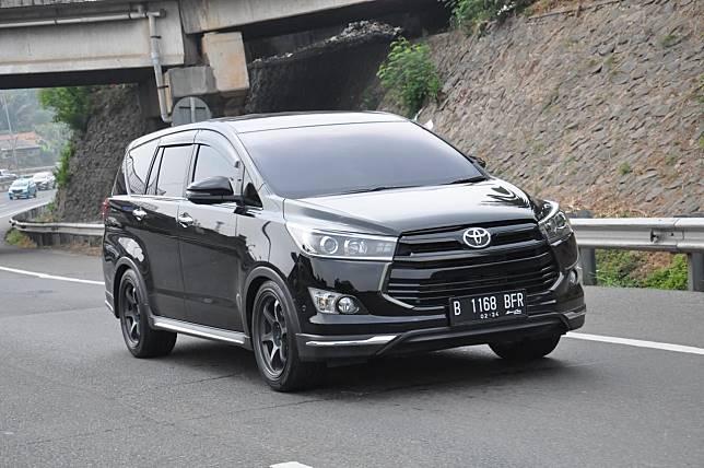 Mesin Toyota Innova Venturer makin ngacir pasang Dastek Unichip