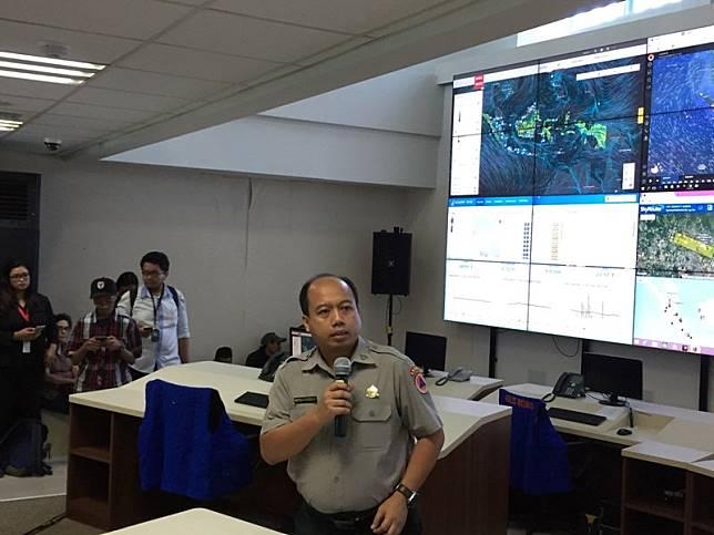 Waspada Siklon Dahlia, Kecepatan Angin di Selatan-Tenggara Jakarta Bisa 95 Km Per Jam