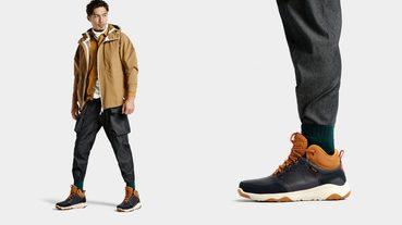 起點日著 / TEVA一週鞋襪穿搭 — 換上 Arrowood 防水靴,點亮你的戶外機能造型